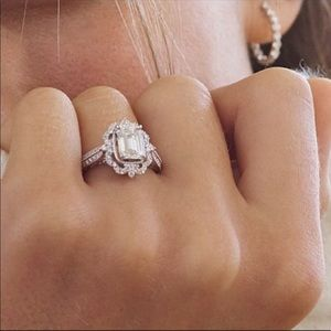 Lovely Rose Gold Ring